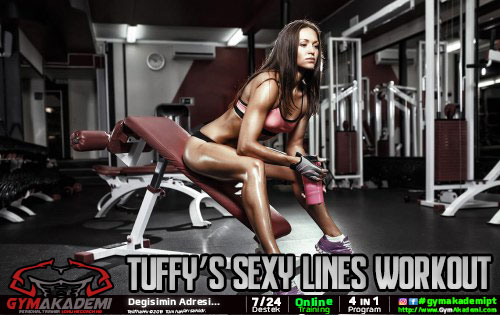 TUFFY'S sexy lines workout